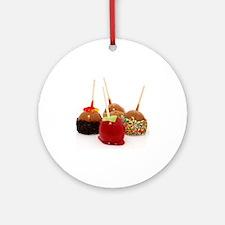 duplass food (3) Round Ornament