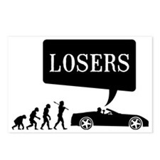 losers Postcards (Package of 8)