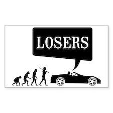 losers Bumper Stickers