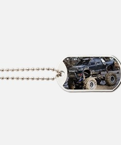 RC ADVENTURES Monster Mud Tundra Dog Tags