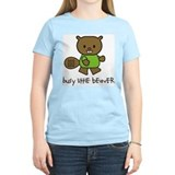 Busy beavers Women's Light T-Shirt