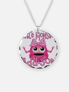 addison-g-monster Necklace
