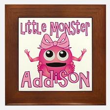 addison-g-monster Framed Tile