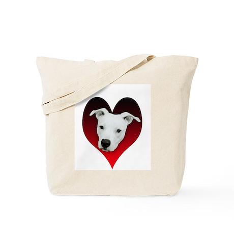Pitbull Luv'n Tote Bag