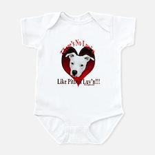 Pitbull Luv'n Infant Bodysuit