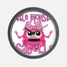 isabelle-g-monster Wall Clock
