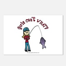 Light Fishing Postcards (Package of 8)