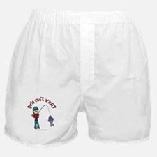 Light Fishing Boxer Shorts