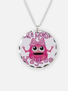 kaylee-g-monster Necklace