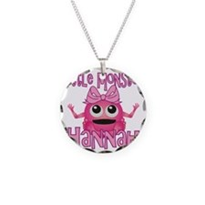 hannah-g-monster Necklace