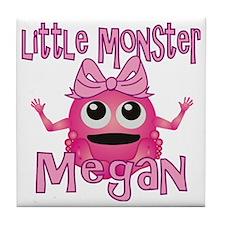 megan-g-monster Tile Coaster