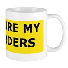 2-SECURE MY BORDERS Mug
