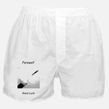 cannonball[5x7_apparel] Boxer Shorts