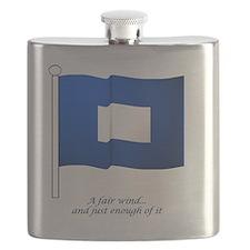 bluepeter[11x11_pillow] Flask