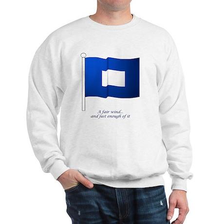 bluepeter[11x11_pillow] Sweatshirt