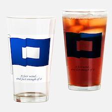 bluepeter[11x11_pillow] Drinking Glass