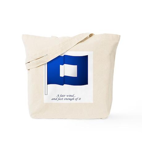 bluepeter[11x11_pillow] Tote Bag