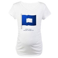 bluepeter[11x11_pillow] Shirt