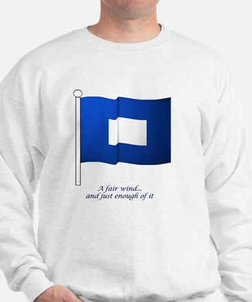 bluepeter[8x8_apparel] Sweatshirt