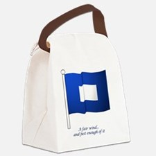 bluepeter[8x8_apparel] Canvas Lunch Bag