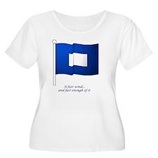 bluepeter[8x8 T-Shirt