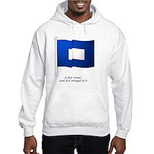 bluepeter[8x8_apparel] Hoodie