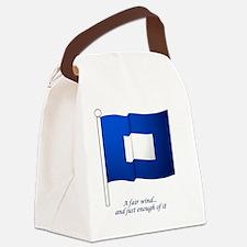 bluepeter[4x4_pocket] Canvas Lunch Bag