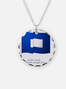 bluepeter[4x4_pocket] Necklace
