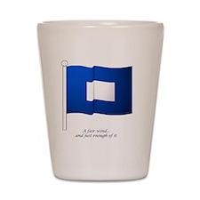bluepeter[10x10_apparel] Shot Glass