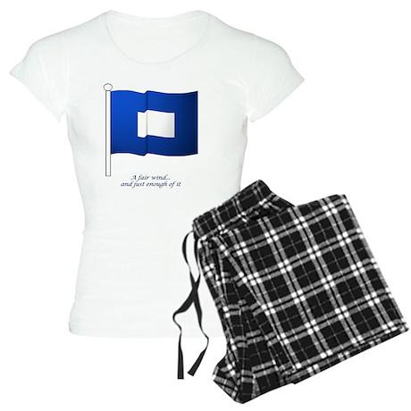 bluepeter[11.5x9_print] Women's Light Pajamas
