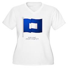 bluepeter[11.5x9_ T-Shirt