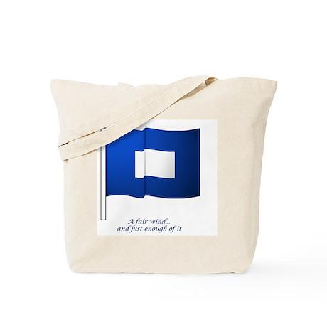 bluepeter[11.5x9_print] Tote Bag