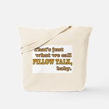 Just Pillow Talk, Baby Tote Bag