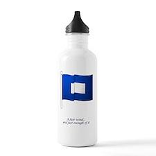 bluepeter[11x17_print] Water Bottle