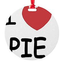 PIE01 Ornament