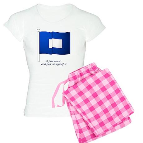 bluepeter[6x6_pocket] Women's Light Pajamas