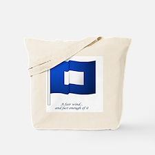 bluepeter[14x10_print] Tote Bag