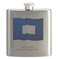 bluepeter[14x10_print] Flask