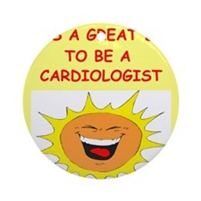 CARDIOLOGIST.png Ornament (Round)