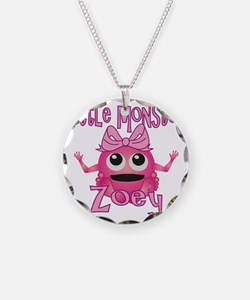 zoey-g-monster Necklace