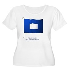 bluepeter[9x7 T-Shirt