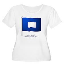bluepeter[7x7 T-Shirt