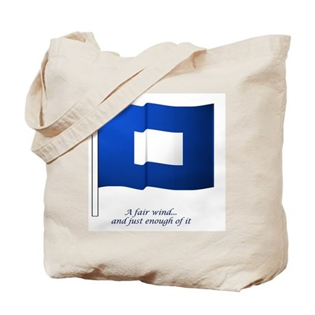 bluepeter[7x7_apparel] Tote Bag