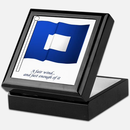 bluepeter[7x7_apparel] Keepsake Box