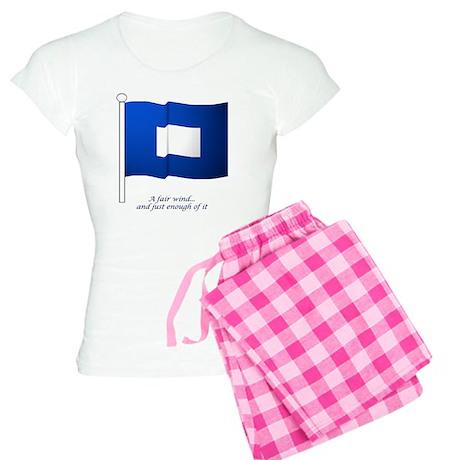bluepeter[7x7_apparel] Women's Light Pajamas