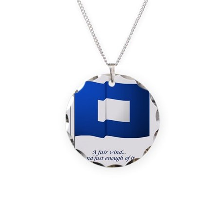 bluepeter[7x7_apparel] Necklace Circle Charm