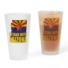 I_STAND_SHIRT_CP Drinking Glass