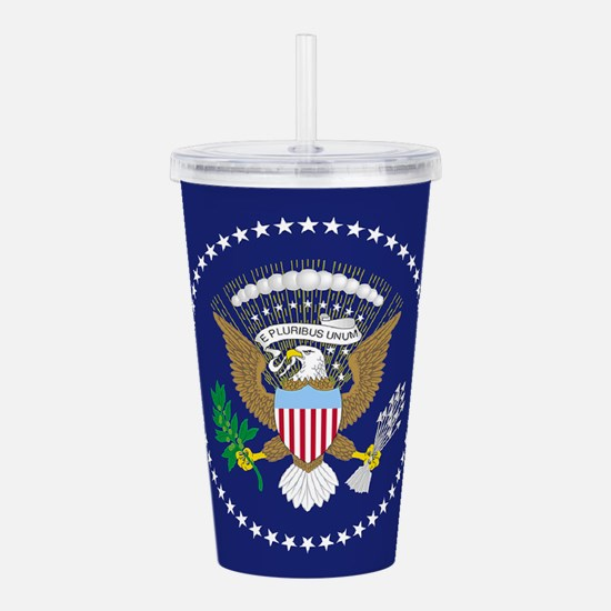 Presidential Seal Acrylic Double-wall Tumbler