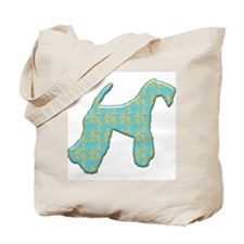 Paisley Kerry Tote Bag