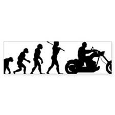 Bike Rider Bumper Sticker